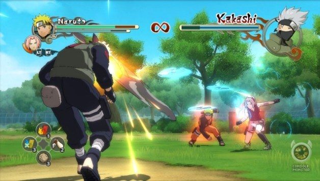 Naruto: Ultimate Ninja Storm 2 Review
