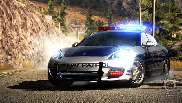 Need For Speed Hot Pursuit Preview