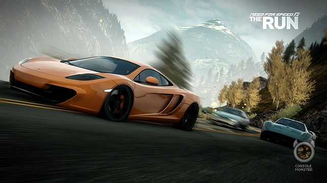 Need For Speed The Run - At E3 2011