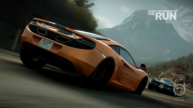 Need For Speed The Run - Teaser Trailer