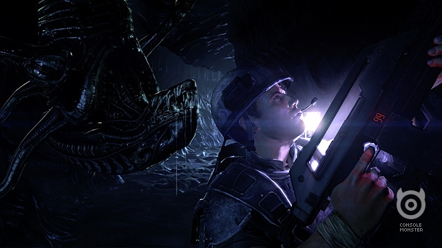 New Aliens Colonial Marines Trailer