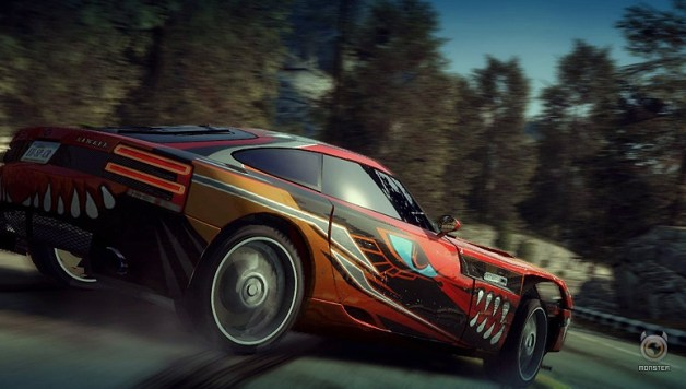 New Burnout: Paradise Content Screenshots