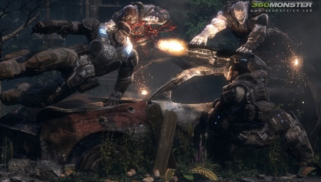New Gears Content and an Update On Wednesday [Update: Screens]