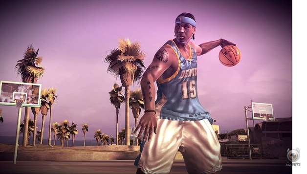 New NBA Street Homecourt Screens