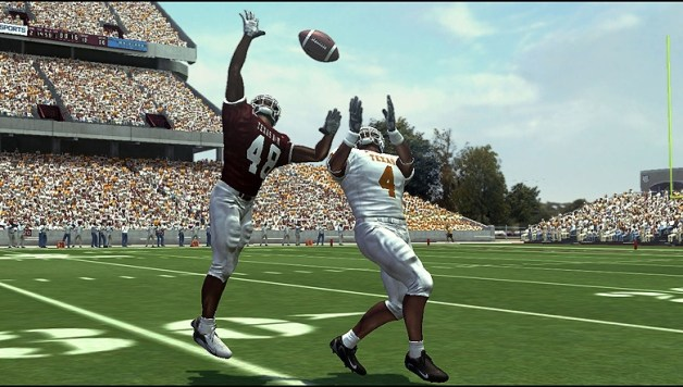 New NCAA 07 Football Picture Packs
