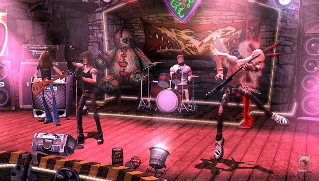 New Rock Track Revealed For Guitar Hero III