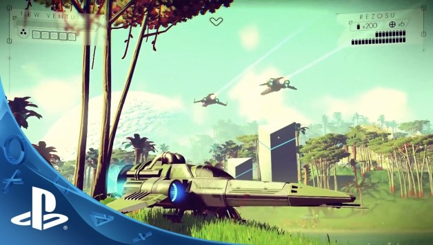 No Man's Sky - The Story of Hello Games