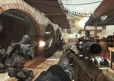 Osama Bin Laden Overshadows Modern Warfare 3