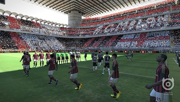 PES 2014 - No rain and other omissions