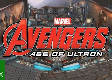 Pinball FX 2 - Marvel Avengers Age of Ultron Table
