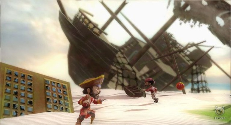 Pirates vs. Ninjas Dodgeball