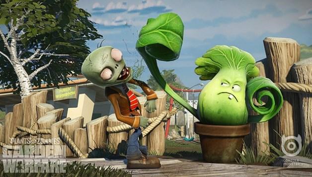 Plants vs. Zombies: Garden Warfare added to EA Access