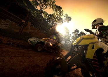 Playable MotorStorm: Pacific Rift Content Packs at E3