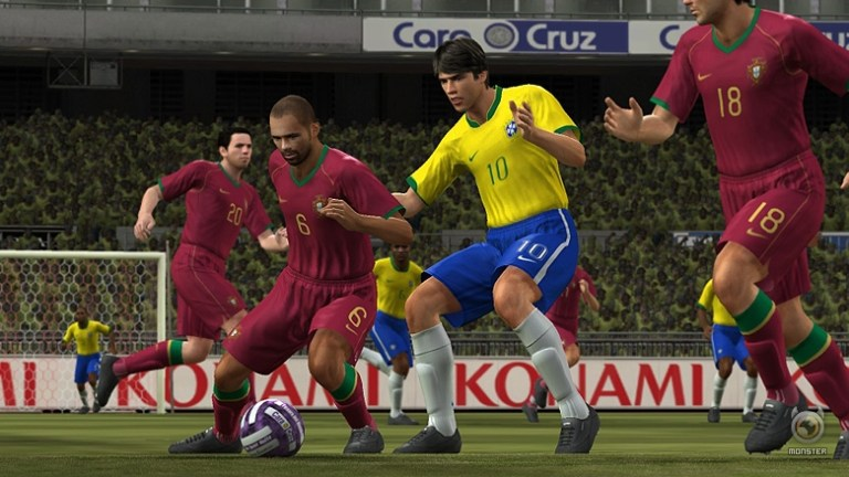 Pro Evolution Soccer 2008 Review