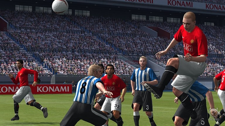 Pro Evolution Soccer 2009 (360) Review
