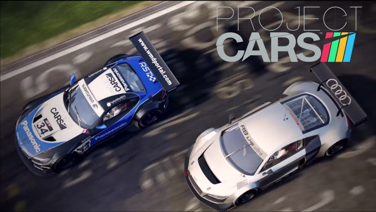 Project CARS - The World is Yours