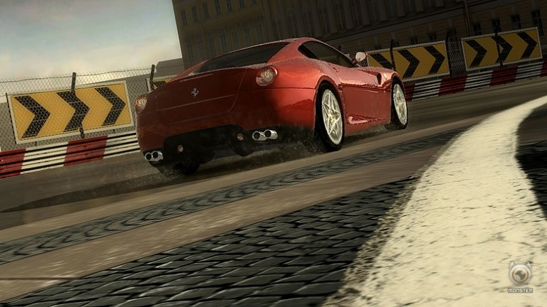 Project Gotham Racing 4 Q&A