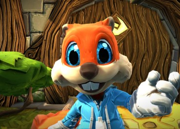 Project Spark - Conker Teaser Trailer