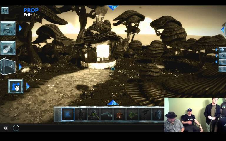 Project Spark - Dev Live Stream