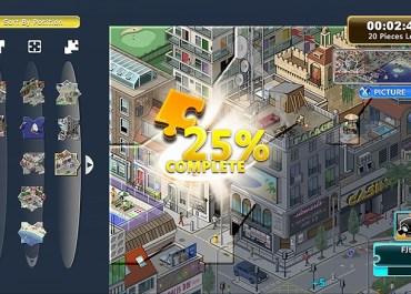Puzzle Arcade (360) Review