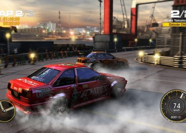 Race Driver: GRID Trailer Launches