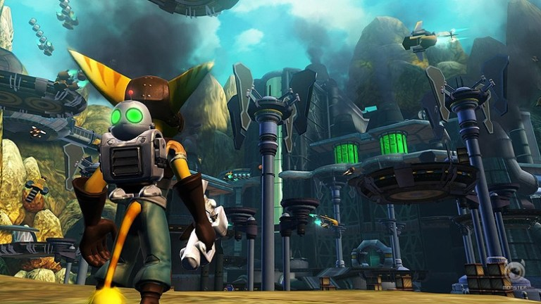Ratchet & Clank Future: Tools of Destruction Review
