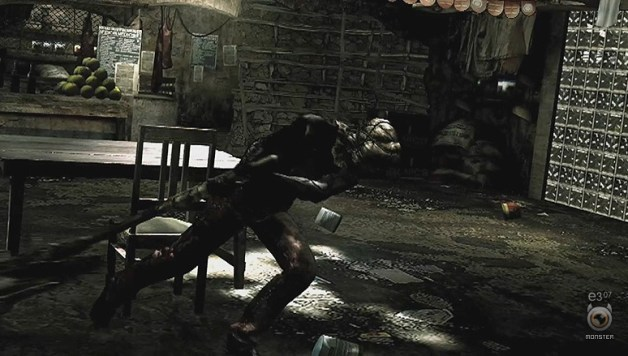 Resi Evil 5 demo on PS3 after all