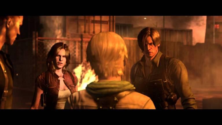 Resident Evil 6 - E3 Trailer