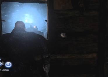 Resident Evil 6 - Jake - Cabin Gameplay