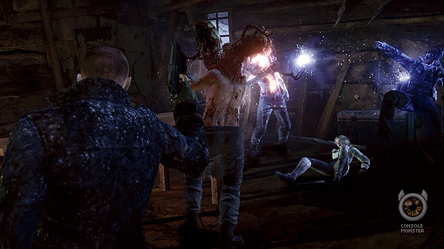 Resident Evil 6 to receive free update