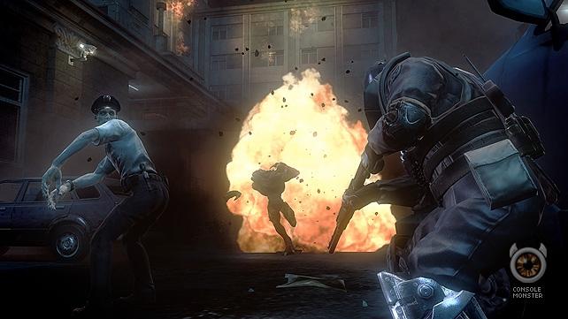 Resident Evil: Operation Raccoon City - E3 2011 Trailer