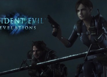 Resident Evil: Revelations - Capcom Unity close-up