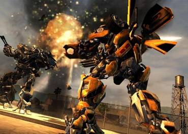 Revenge of the Fallen transforms to 1250 GamerScore