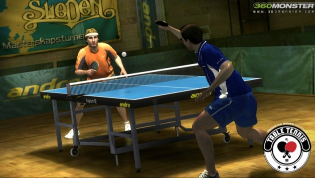 Rockstar Games Presents...Table Tennis Trailer on XLM