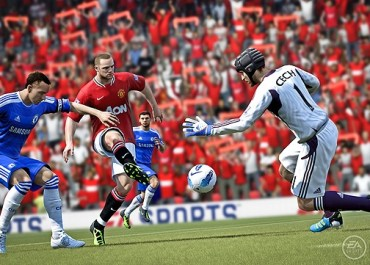 Rooney to front FIFA 12?