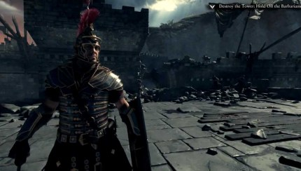 Ryse: Son of Rome - E3 Gameplay Demo
