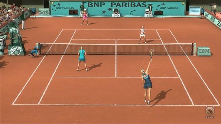SMASH COURT TENNIS 3 (360) Review
