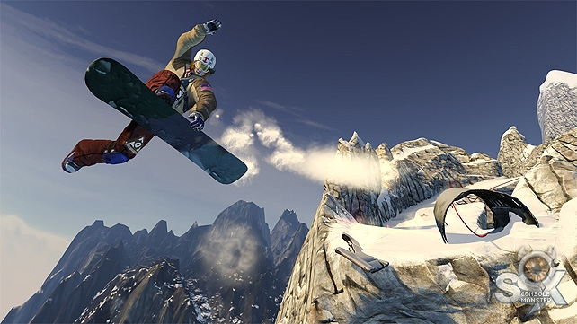 SSX: Deadly Descents - Character Showcase: Zoe Payne