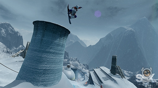 SSX: Deadly Descents - First Look Gameplay Teaser