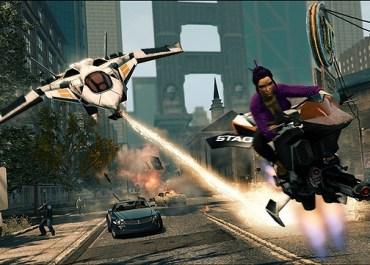 Saints Row: The Third is THQ's biggest launch title