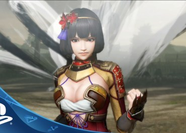 Samurai Warriors 4 - Battle Trailer
