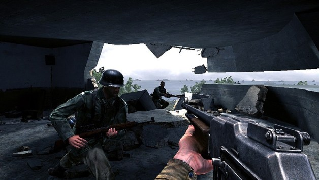 Screens: Medal Of Honor Airborne
