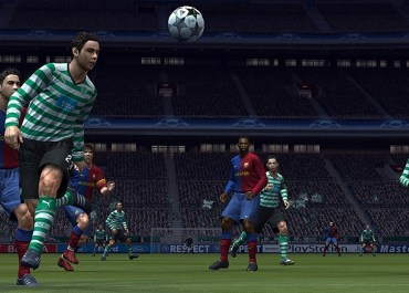 Seabass would use superb FIFA engine