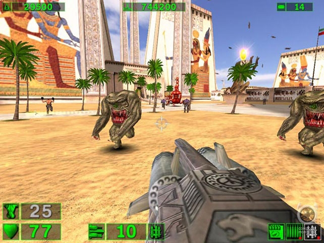 Serious Sam HD The Second Encounter Review
