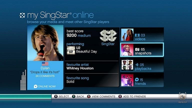 SingStar Store Update this Friday!