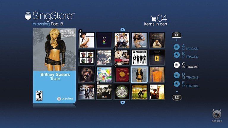 SingStar to recieve premium updates