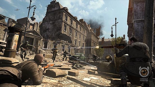 Sniper Elite Multiplayer DLC for Free