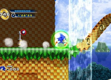 Sonic 4 against cheaters