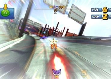 Sonic & SEGA All-Stars Racing Transformed @ Games Britannia 2012 Video Special