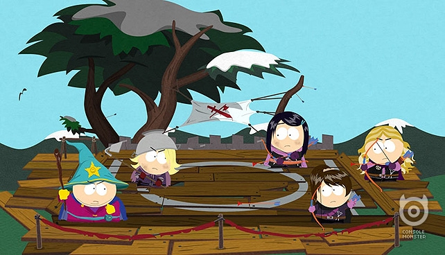 South Park: The Stick of Truth censored screen revealed